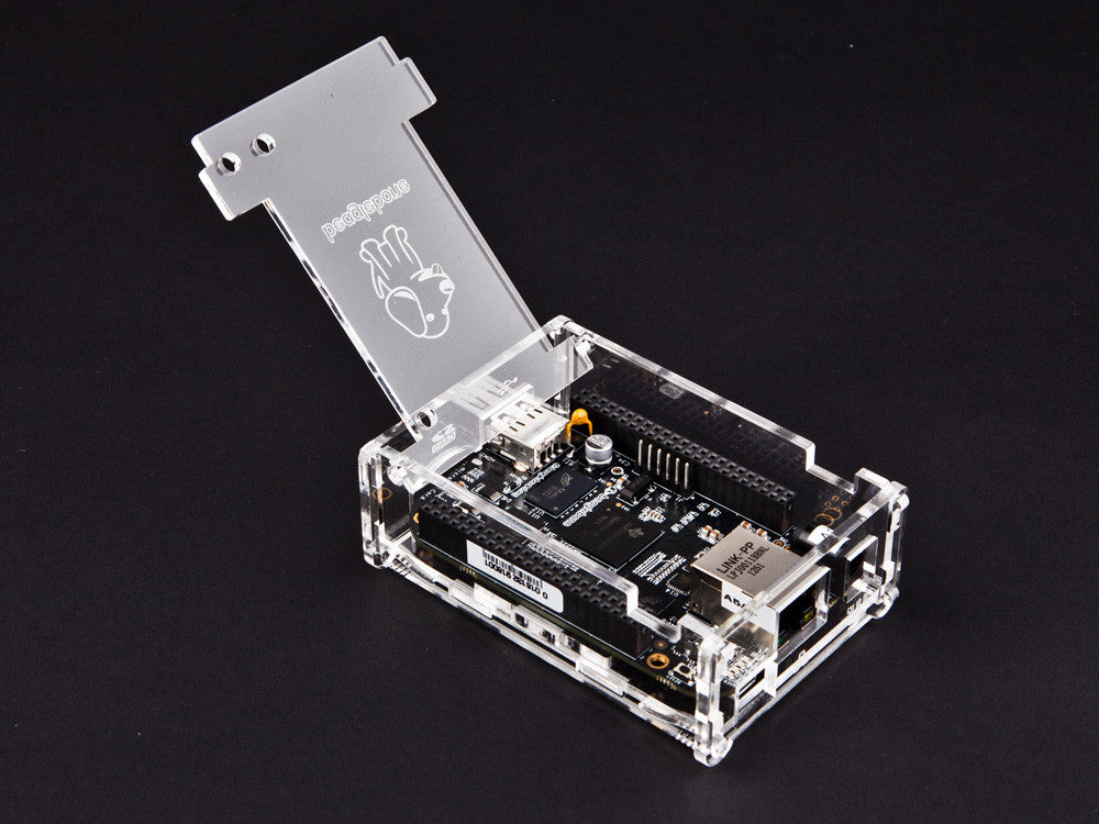 Beaglebone Black Clear Transparent Acrylic Enclosure