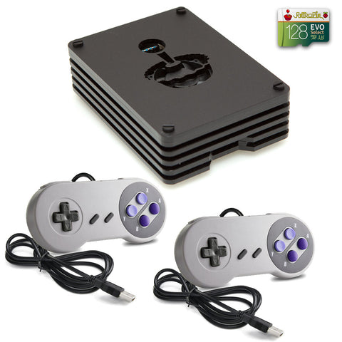 128GB Retropie Raspberry Pi 4 Retro Games Video Console Complete Build Fully Loaded!