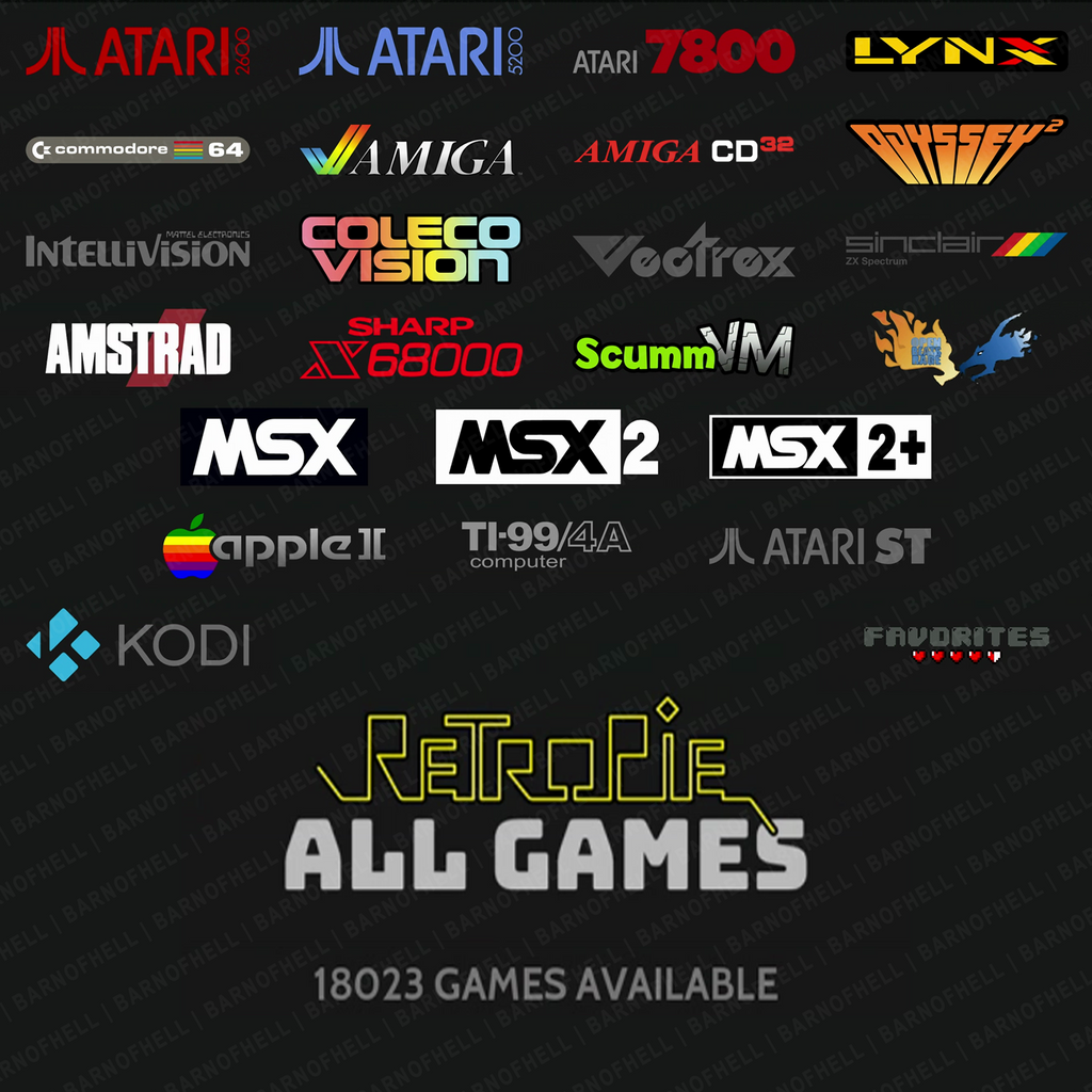 256 GB Retropie 4 4 SD Card - Loaded Collection With Video