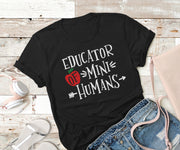 Educator of mini humans,Ink That Apparel