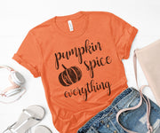 Pumpkin Spice Everything,Ink That Apparel