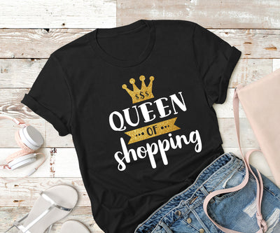 Queen Of Shopping,Ink That Apparel