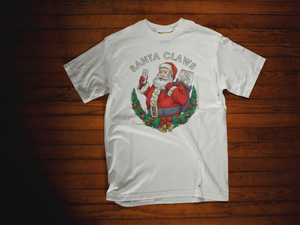 Santa Claws,Ink That Apparel