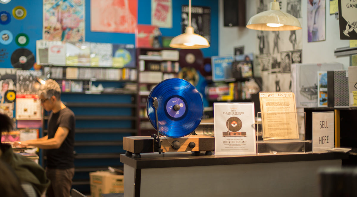 Gramovox Record Store Day
