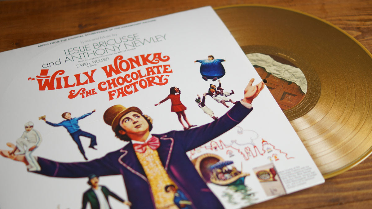 Willy Wonka and the Chocolate Factory LP