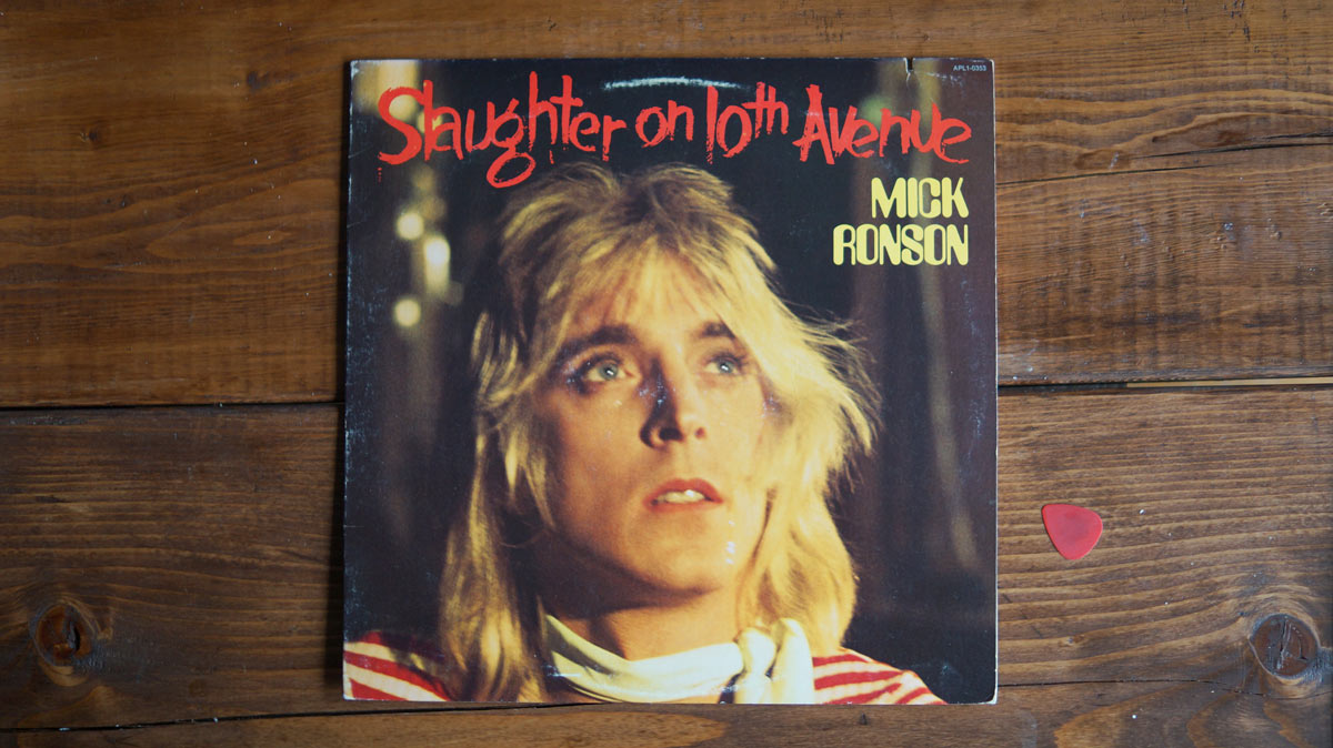Jack's Picks Vol. 5: Mick Ronson