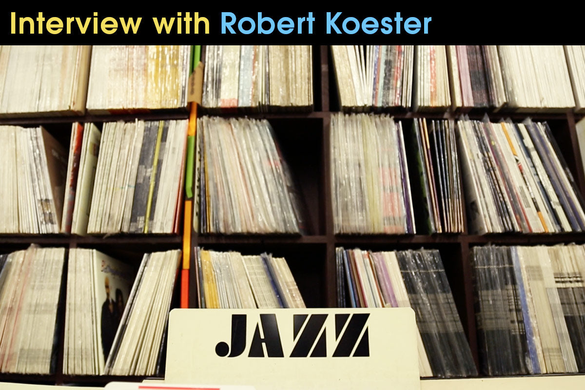 An Interview with Robert Koester