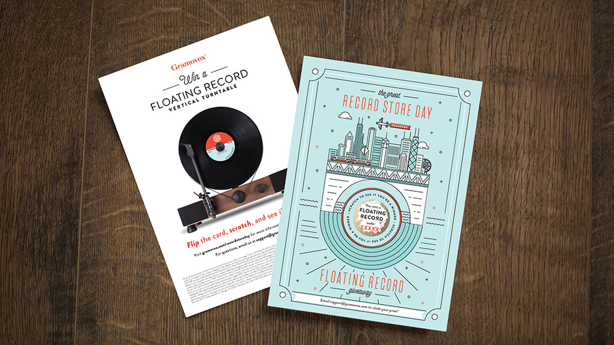 Gramovox Scratch-Off Cards