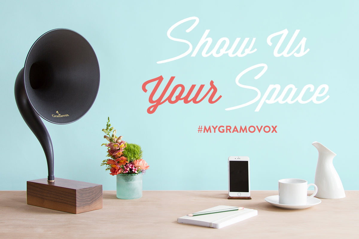 Show Us Your Space And Win!