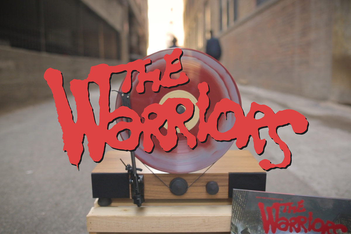 Gramovox YouTube | The Warriors