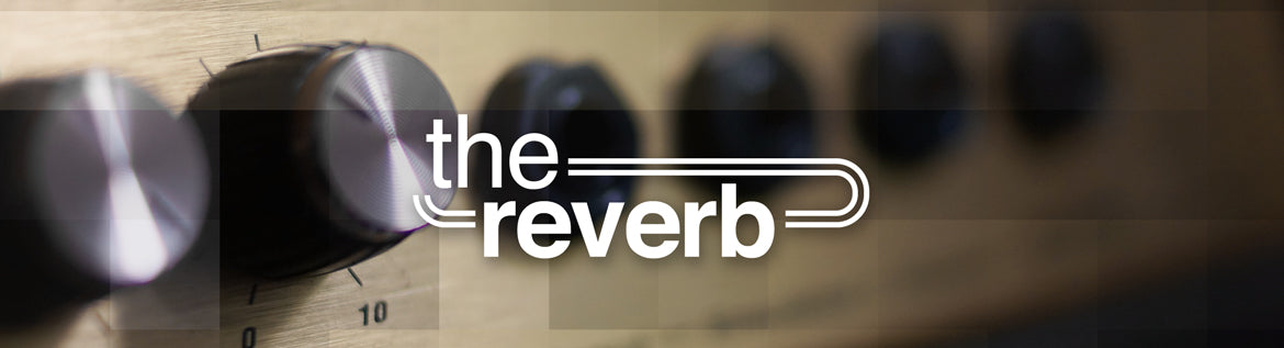 Gramovox, Creator of Bluetooth Gramophone and Floating Record Vertical Turntable | Blog - The-Reverb Knob Close-up