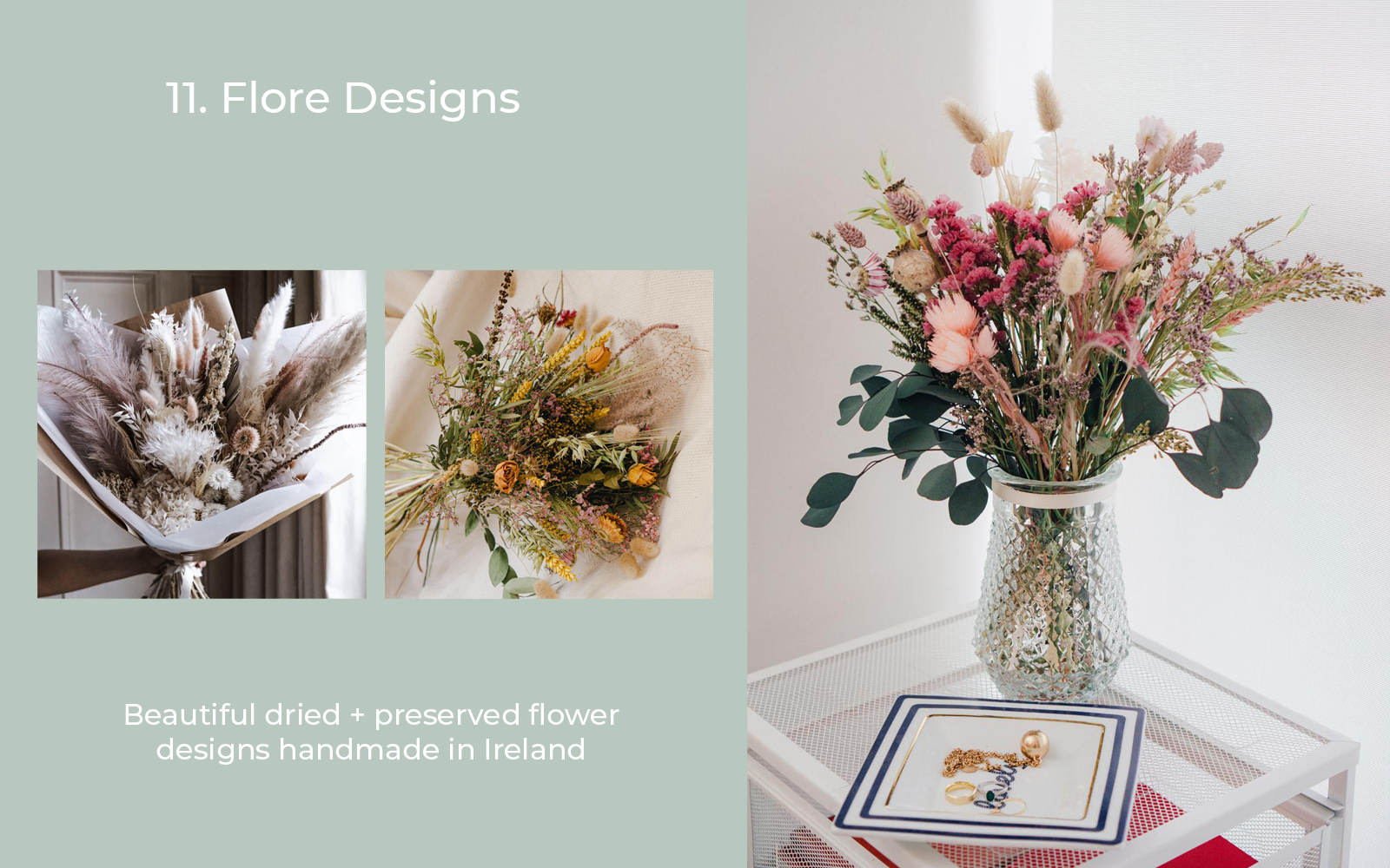 Flore Designs Gifts for New Mums Lulu and Belle