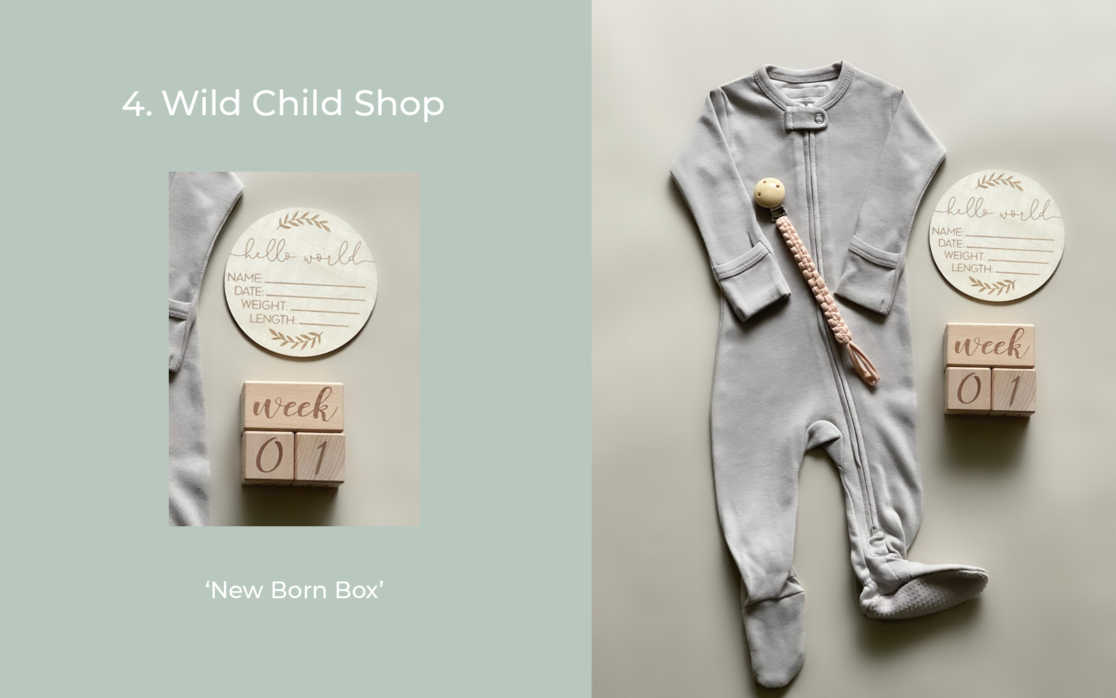 Wild Child Shop Gifts for New Mums Lulu and belle