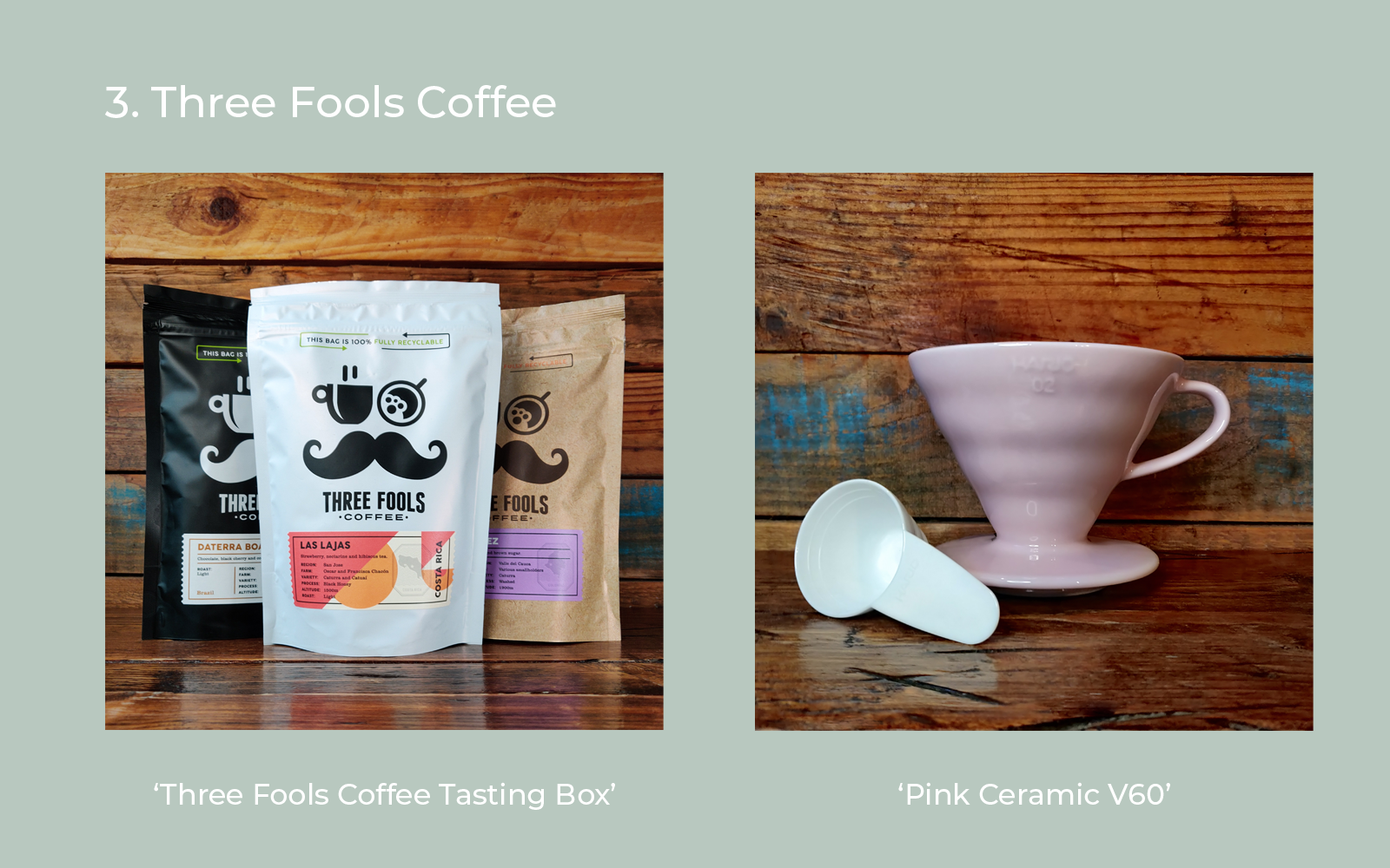 Three Fools Coffee Gifts for New Mums Lulu and belle