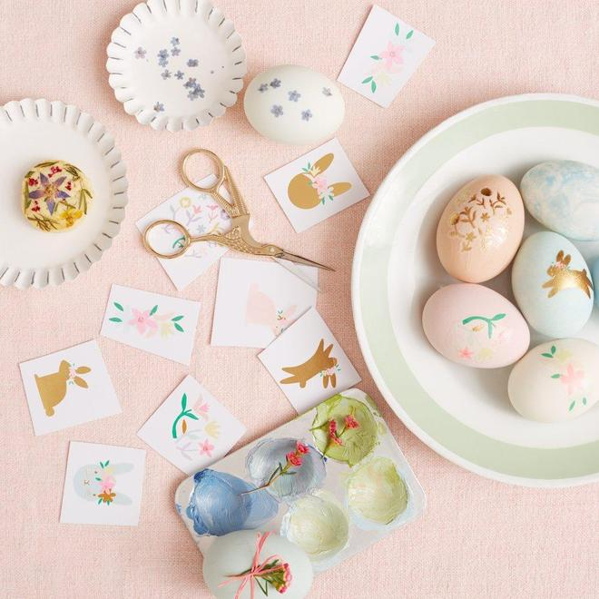 easter egg tattoo decorating kit