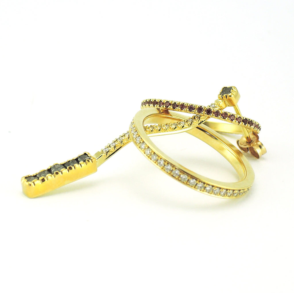 siviglialongdiamondnecklace large long necklace gold yellow pave bead products siviglia diamond