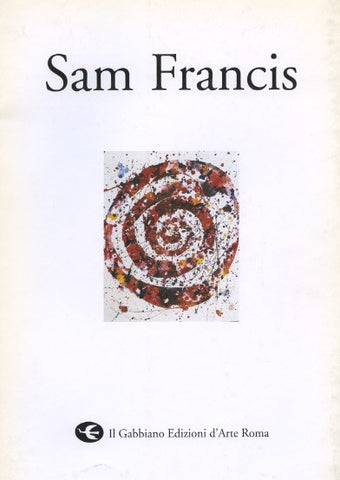 Sam Francis at Il Gabbiano 1998