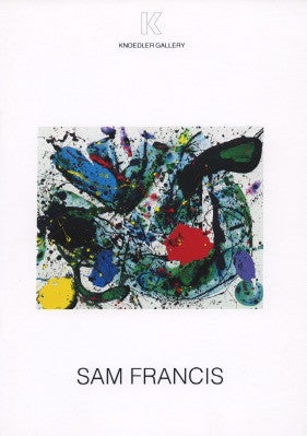 Sam Francis at Knoedler Gallery