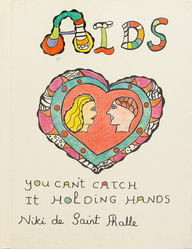 Aids: You Can't Catch It Holding Hands