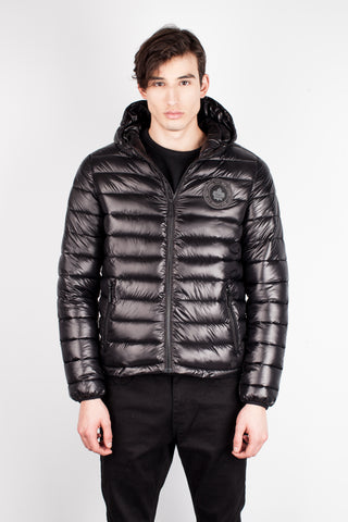 Kyle Winter Jacket in Black