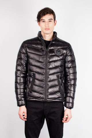Luca Winter Jacket in Black