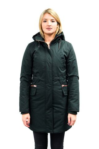 Shawna Winter Jacket  in Green