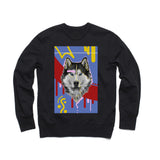 ORIGINAL FLEECE WOLF SWEATSHIRT