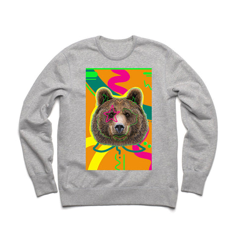 ORIGINAL FLEECE BEAR SWEATSHIRT