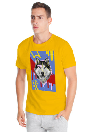 ORIGINAL FLEECE WOLF TEE