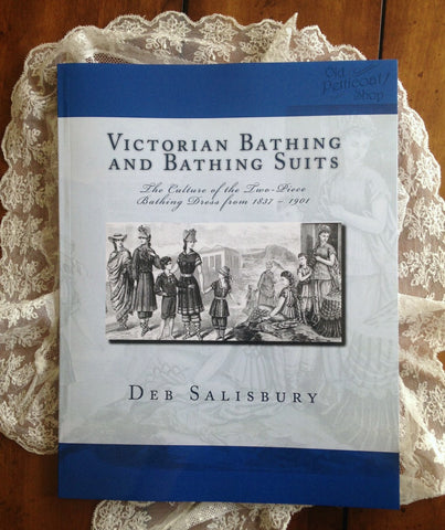 Victorian Bathing and Bathing Suits Book