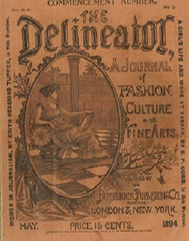 The Delineator, May 1894 - digitized copy