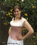 The Victorian Corset: Home Workshop DVD Series