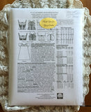 Laughing Moon #115 Ladies' Regency & Romantic Era Corset Pattern