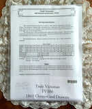 Truly Victorian TV106 1865 Chemise and Drawers Pattern