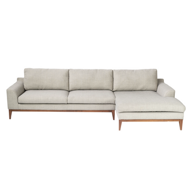Holland Sectional - Stone