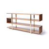 Metro 4 Shelf Bookcase