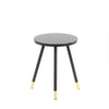 Ridley Accent Table - Charcoal