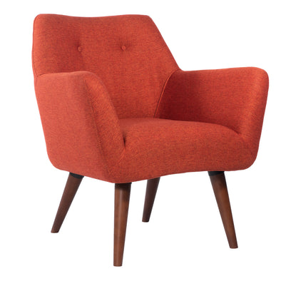 Kaspar Chair - Chili Red
