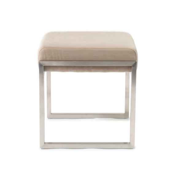 Scranton Stool - White