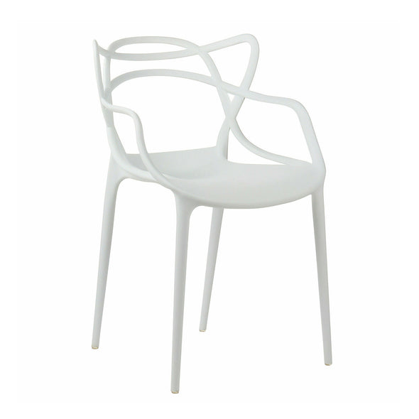 Trilogy Side Chair - White
