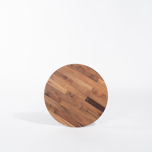 Solo Accent Table - Walnut