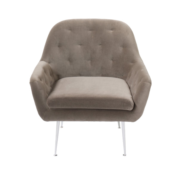 Arild Lounge Chair - Grey