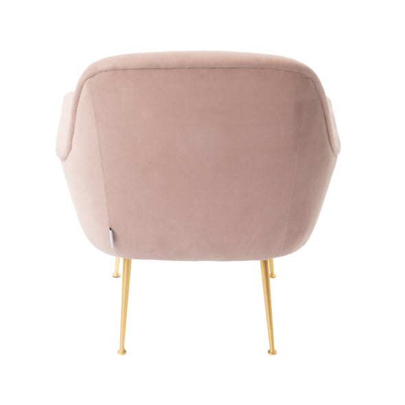 Arild Lounge Chair - Rose