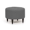 Parry Foot Stool - Velour Slate