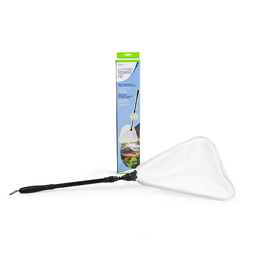 Collapsible Skimmer Net 42.5cm - White Fine Mesh