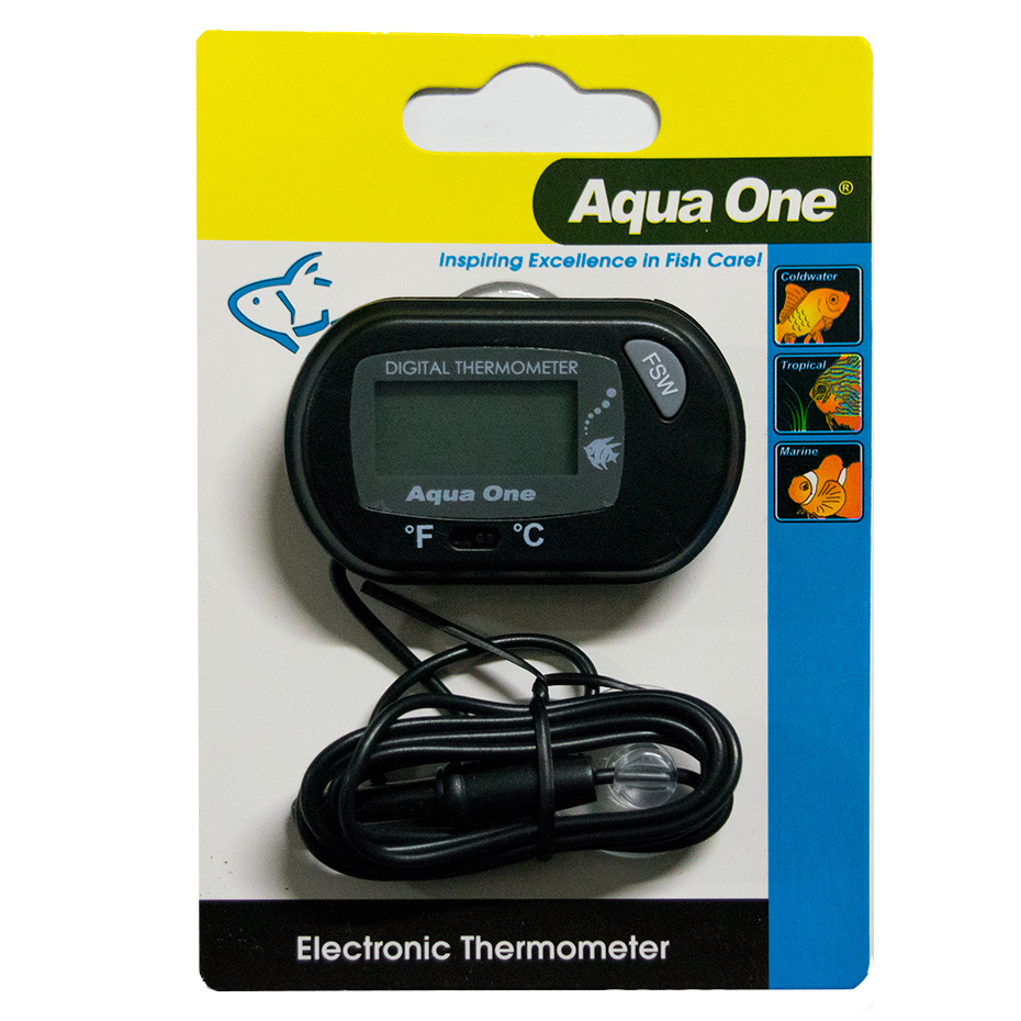 Aqua One Electronic Thermometer