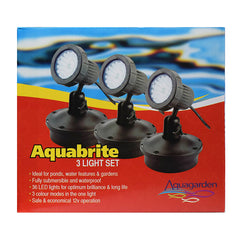 Aquagarden - Aquabrite Set 3 (36 LED) Special $$$$