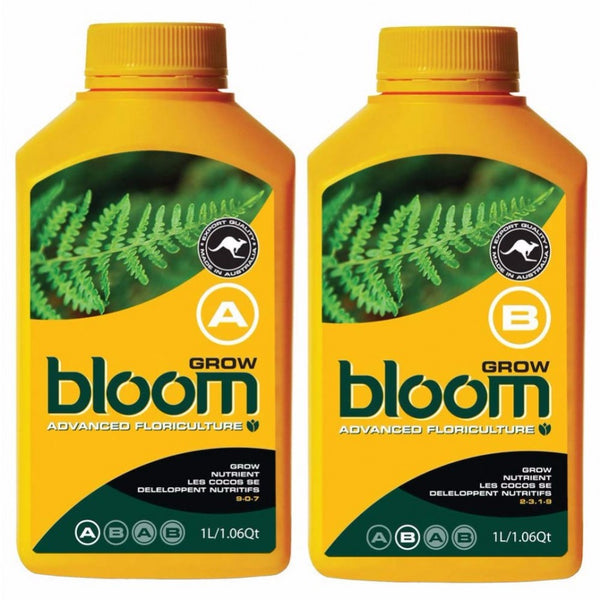 bloom Coco Grow A&B set 1ltr
