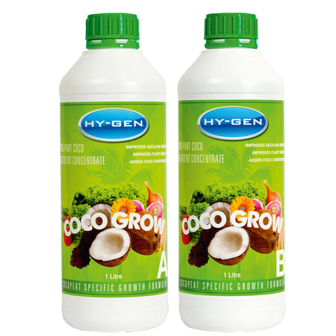 HY-GEN® COCO GROW TWO PART -  A&B 1ltr