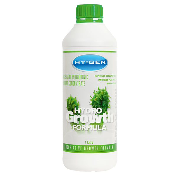 HY-GEN® HYDRO GROWTH SINGLE